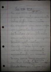 Traperas lettera 1