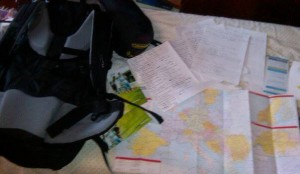 How to prepare for the travel