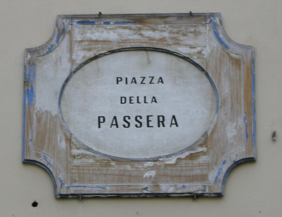 """Quando le arance erano """"bizzarre"""" e le vie """"vergognose"""" (Le curiose vie di Firenze 3/3)"""