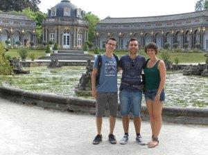Eperienze italo-tedesche all'Eremitage di Bayreuth
