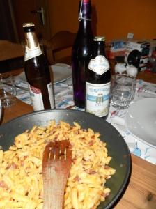 Cena tedesca della cuoca Lena