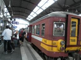 I treni più vecchi sono sempre i più emozionanti!
