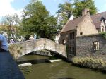 Dalle case ai ponti sui canali, tutto è medievale a Bruges