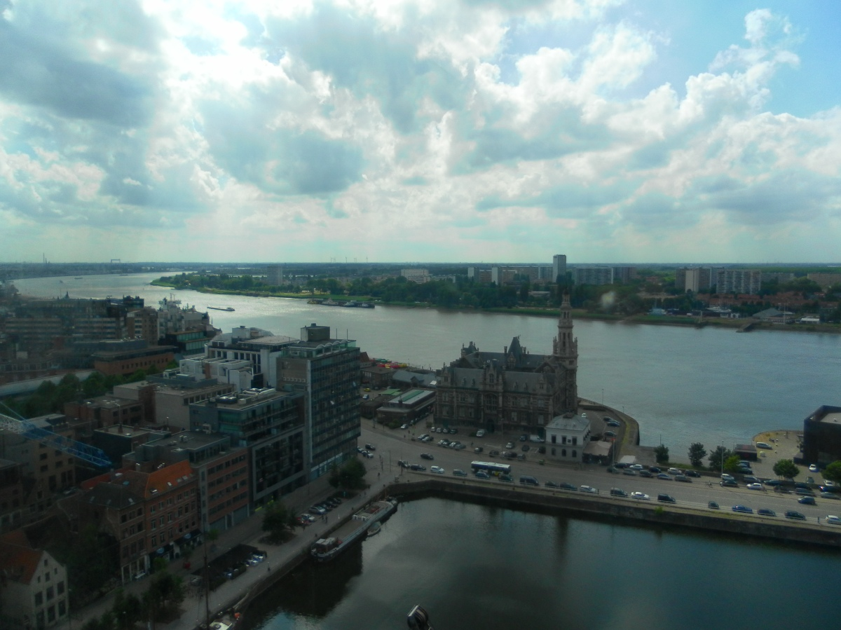 7 Paesi in 30 giorni. Tappa 5: Anversa (Belgio)