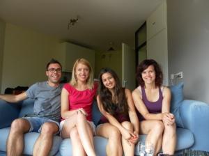Quando in Olanda una ragazza turca ospita un Italiano e due Slovene...