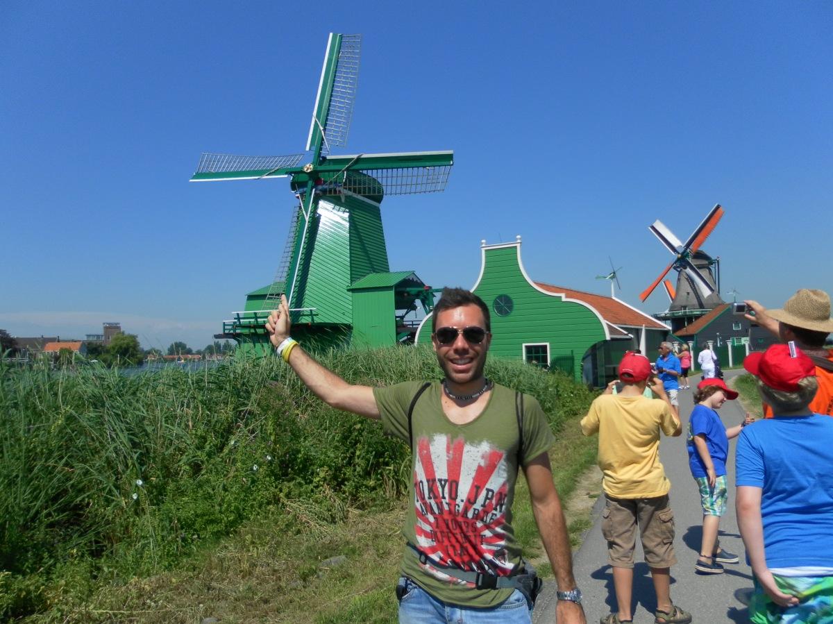 7 Paesi in 30 giorni. Tappa 8: Amsterdam e dintorni (Paesi Bassi)
