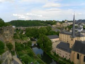 Ere diverse si mescolano a Lussemburgo