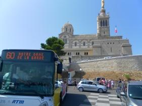 Notre Dame de la Garde: la protettrice dei navigatori
