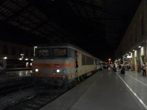"""Treni """"comodi"""" per 13 ore di viaggio"""