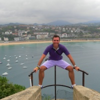 7 Countries in 30 days. Step 11: San Sebastian (Spain)