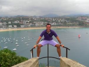 San Sebastiàn dal Monte Urgull 2