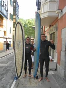 Imparare a surfare nella capitale del surf