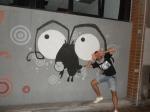 Come si sceglie un ostello? In base hai murales che ha! (2)