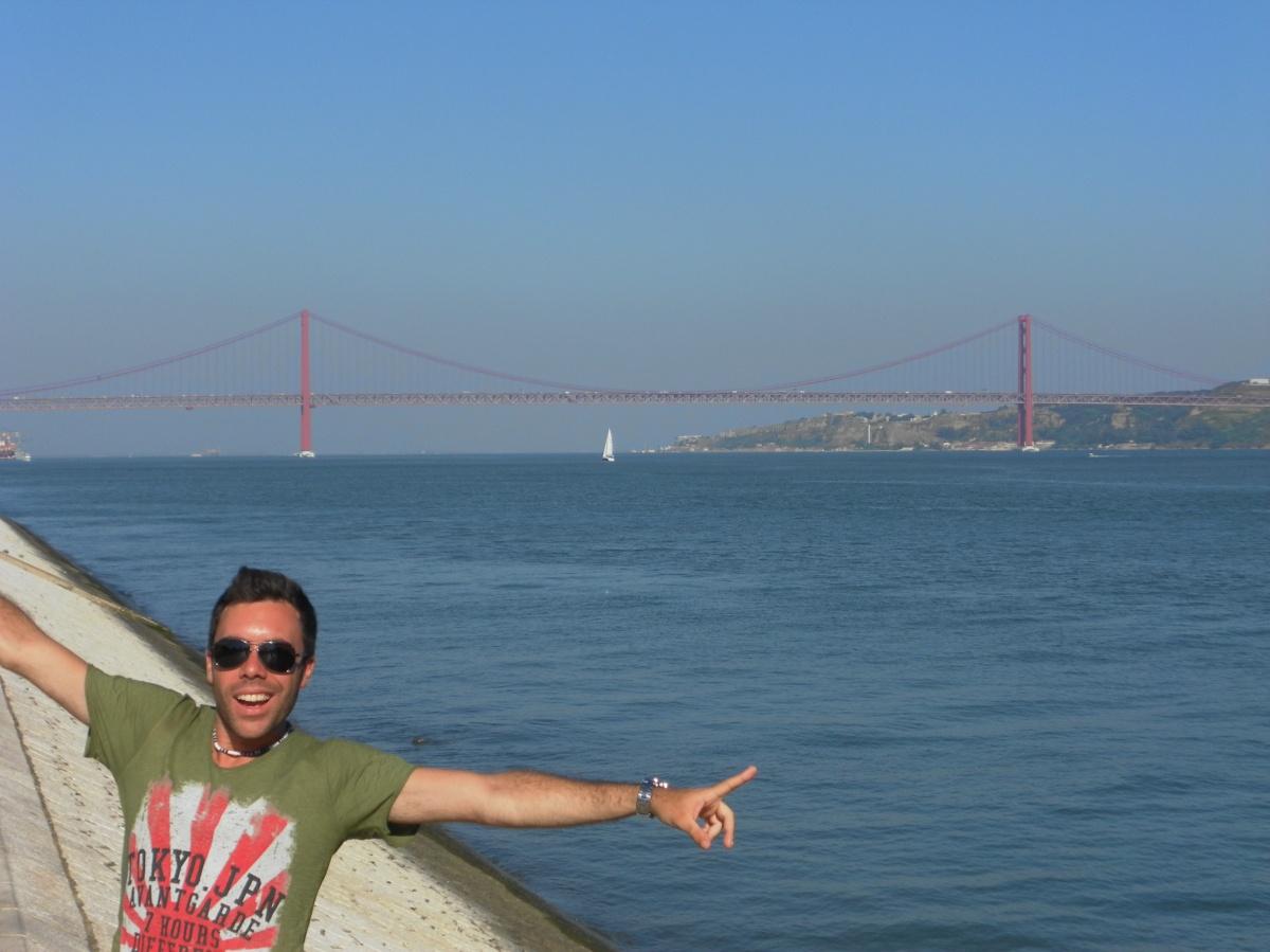 7 Paesi in 30 giorni. Tappa 14: Lisbona (Portogallo)