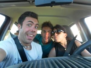 Guidando per il Portogallo