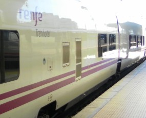 Treno o hotel?