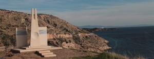 Monumento naufragio Oria