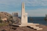 Il monumento ai naufraghi dell'Oria