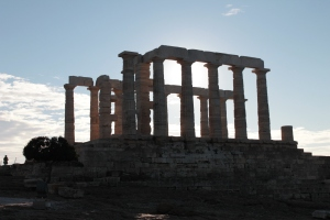 Il tempio di Poseidone