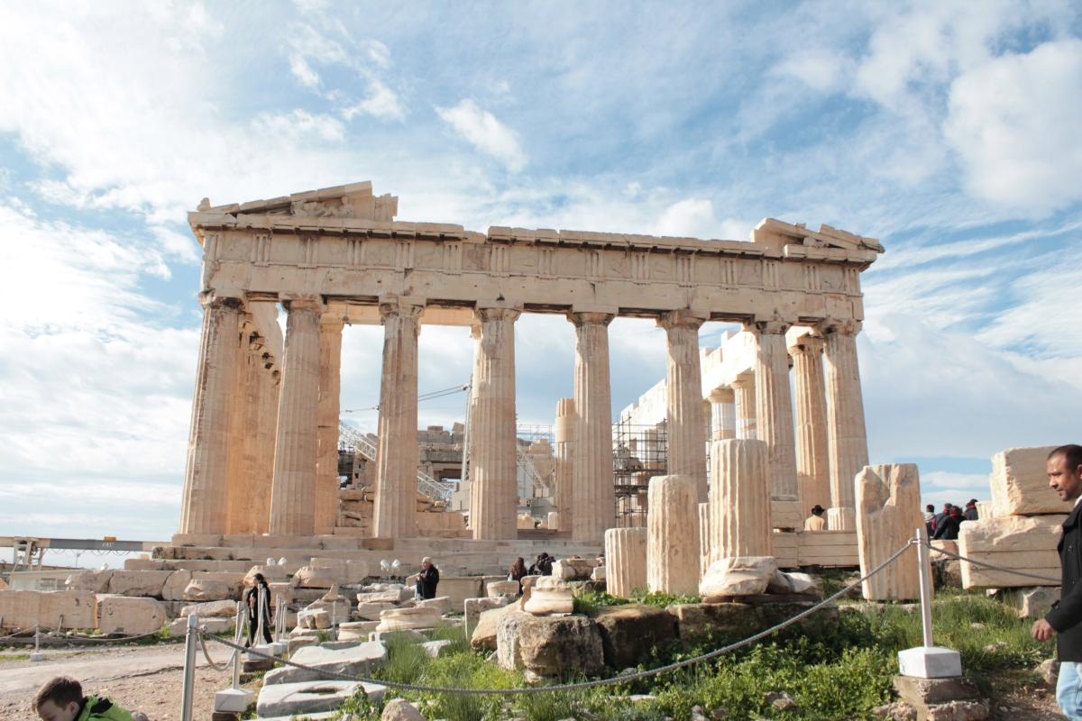 Atene: l'antichità a portata di mano