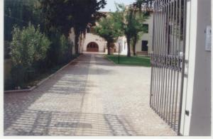 La Meridiana (Parte del cortile)