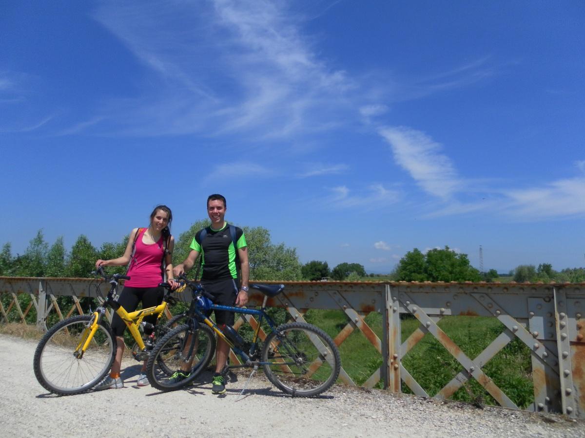 Val di Chiana in bici: il Sentiero della Bonifica