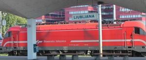 Stazione Lubiana