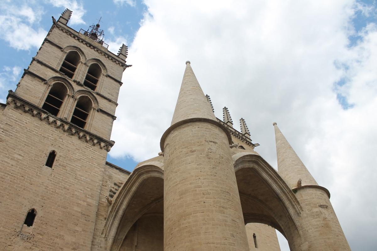 Un avventura su due binari tappa 6 montpellier francia for Montpellier citta