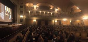 Giorgia Benusiglio al Teatro Odeon per la Giornata per la Vita (06/02/2016)