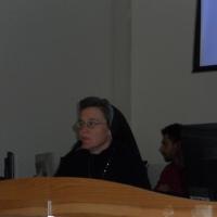 Suor Lucia e il Baby Caritas Hospital di Betlemme
