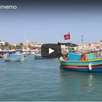 A Malta in inverno - il video del viaggio